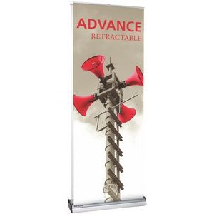 Advance 800 Retractable Banner Stand