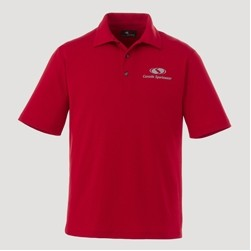 Custom Youth Solid Color Performance Polo Shirt