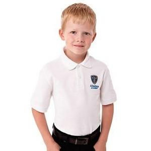 Youth Belmont Short Sleeve Polo Shirt