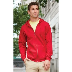 Gildan® Full Zip Hooded Sweatshirt