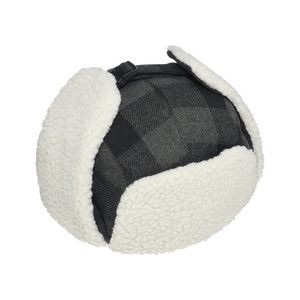 Lumberjack Winter Bomber Hat with Earflaps