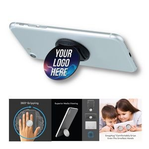 Nuckees™ Phone Grip and Stand With Snug-Hug Technology
