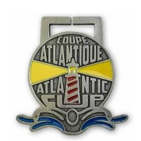 "Custom Zinc Cast Medals (2"")"