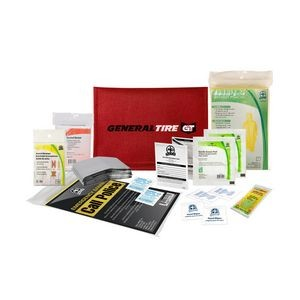 Glove Box Emergency Kit w/First Aid