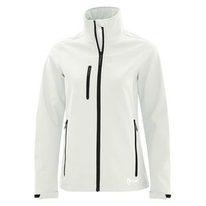 Ladies' Dryframe® Strata Tech Soft Shell Jacket