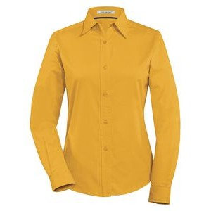 Ladies' Coal Harbour® Easy Care Long-Sleeve Shirt
