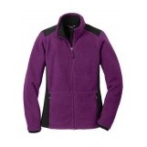 Ladies' Eddie Bauer® Sherpa Full-Zip Fleece Jacket