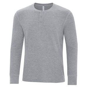 ATC Vintage Thermal Long Sleeve Henley
