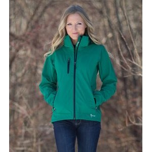 Ladies' DryFrame® Tri-Tech Hard Shell Jacket