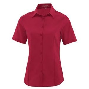Ladies' Coal Harbour® Everyday Short-Sleeve Woven Shirt