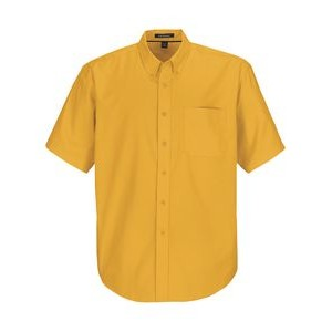 Adult Coal Harbour® Easy Care Short-Sleeve Shirt