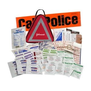 Deluxe First Aid Kit (111 Pieces)