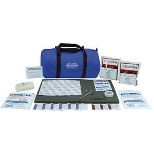 Medium First Aid Duffel Bag (175 Pieces)