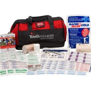 Jr. WideMouth First Aid Kit