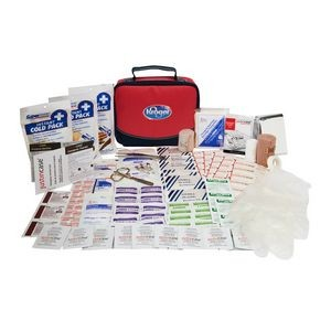 Team Sports First Aid Kit (111 Pieces)