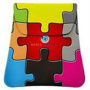 Poly Rubber Fabric Tablet Slip Cover (Small)