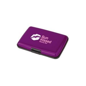 The Safeguard Cardholder - Purple