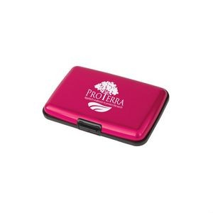 The Safeguard Cardholder - Pink