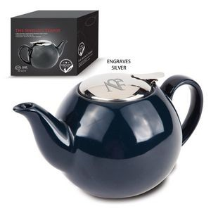 The Serenity 24oz Teapot - Blue