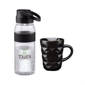 The Tasteful Quench/Diamond Gift Set