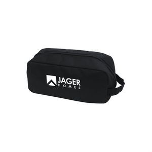 The Dependable Toiletry Bag - Black