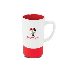 The Colossal Ceramic Mug - 17oz Red