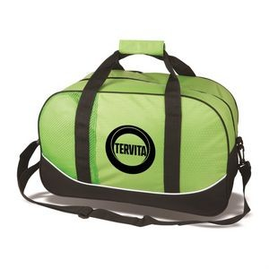 The Journeyer Travel Bag - Lime Green