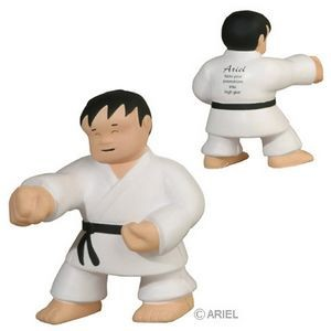 Karate Man Stress Reliever