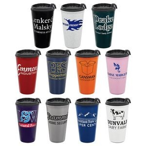 16 Oz. MONTEREY Two-Tone Tumbler