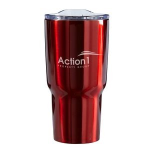 Perfect Temp 30 oz. Stainless Steel Vacuum Tumbler