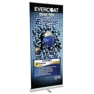 "35"" Triple Sided Single Banner Replacement Only"