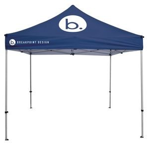 10' Square Tent w/2 Imprint Locations