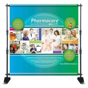 Banner Stand (4'x4')