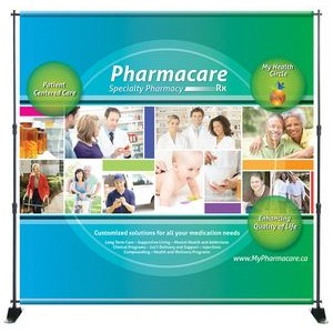 8'x 8' Banner Stand