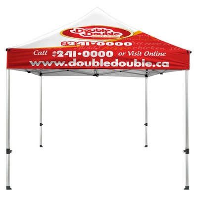 10' Premium Canopy and Frame - Dye Sub