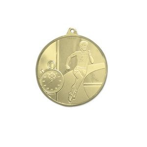 3D Mint Quality Medal for Track