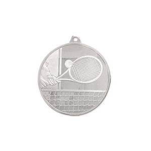 3D Mint Quality Medal for Tennis