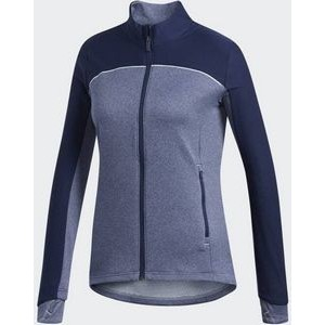 Adidas® Women's Go-To Adapt Full-Zip Jacket (Night Indigo)