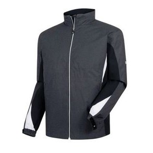 FJ FootJoy© Men's DryJoys® HyrdroLite™ Rain Jacket (Charcoal)
