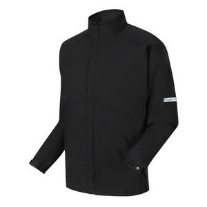 FJ FootJoy© Men's DryJoys HyrdroLite™ Rain Jacket (Black)