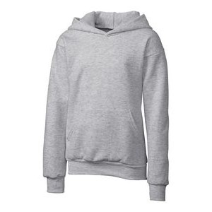 Clique Basics Youth Flc Pullover Hoodie